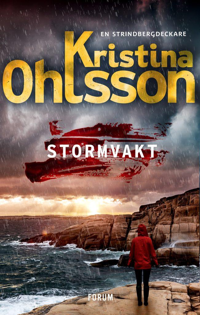 Bokomslag Stormvakt av Kristina Ohlsson
